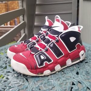 Nike air more Uptempo 96 Chicago Bulls Size 11